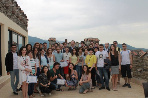 South Caucasus NATO Summer School Peace and Security 2015 (2)